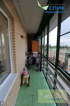Квартира с ремонтом в малоэтажном жилом комплексе комфорт-класса - Фото 2