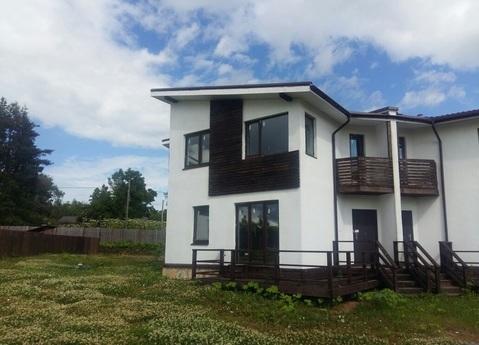 Участок с домом в п. Симагино Кивеннапа - Фото 1
