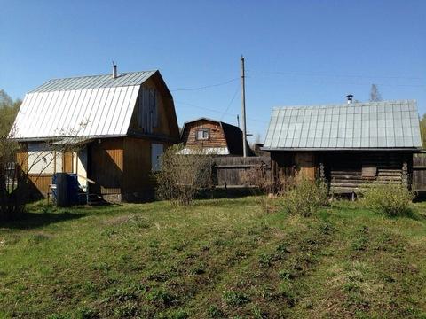 Продается дача с участком в деревне Курочкино - Фото 3