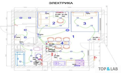 Продажа квартиры, м. Выборгская, Маршала Блюхера пр-кт. - Фото 3