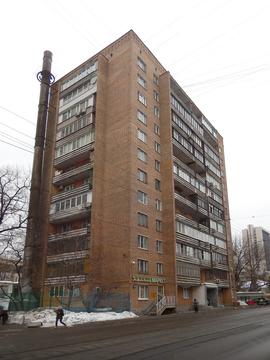 Двухкомнатная Квартира Москва, улица Гиляровского, д.33, ЦАО - . - Фото 1