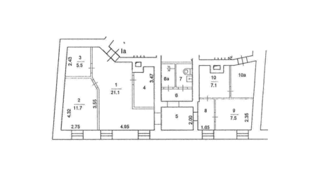 Продам права аренды на нежилое помещение - Фото 4