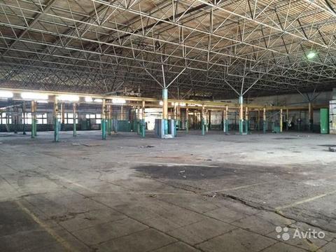 Продам производственно-складской комплекс 7667 кв.м. - Фото 1