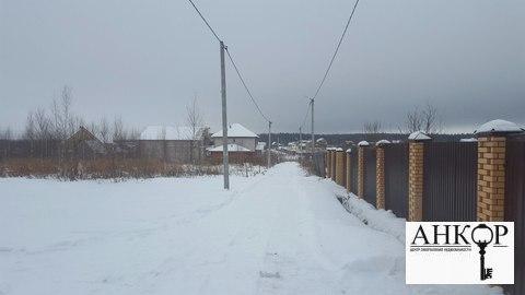 Участок 20 соток д. Поповка улица Карьерная 7 км от г. Чехова - Фото 4