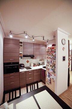 Продам двухкомнатную квартиру с евроремонтом рядом с метро Печатники - Фото 2