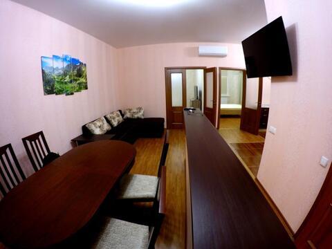 Сдается 3х комнатная квартира в новострое центр города ул Турецкая - Фото 2