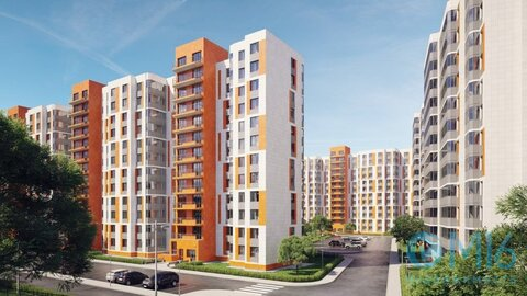 Продажа 1-комнатной квартиры, 36.19 м2, Воронцовский б-р - Фото 1