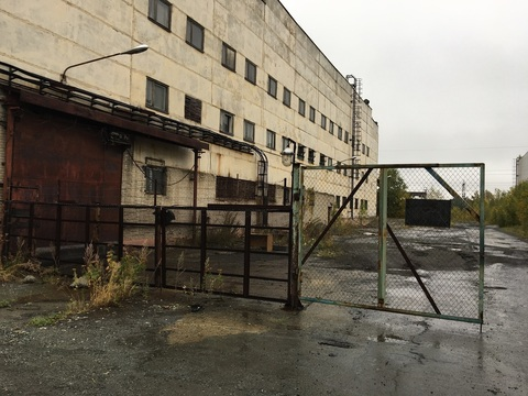 Продам производственный комплекс 11 934 кв.м. - Фото 2