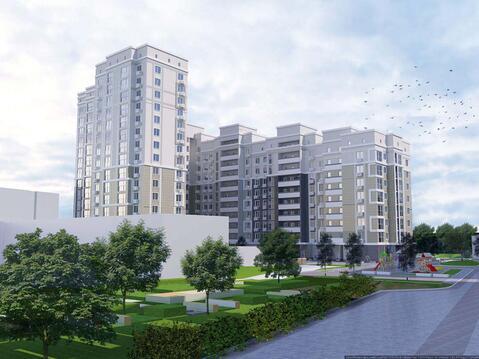 1-к.кв, Новостройка, центр города, Чапаева 14а - Фото 3