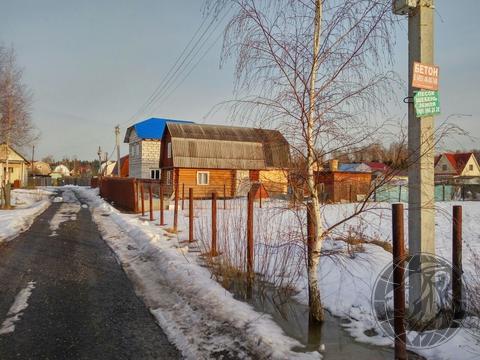 Два соседних участка по шесть соток правильной формы в СНТ Дружба - Фото 4