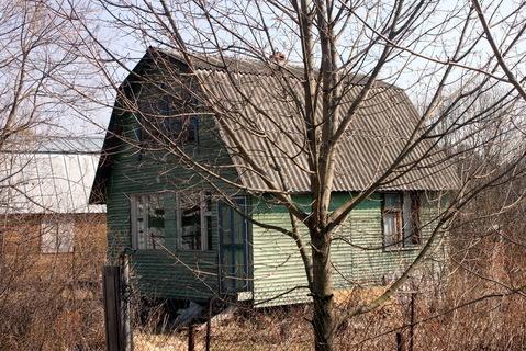 Дачный дом в газифицированом СНТ в Новой Москве вблизи д. Безобразово - Фото 1
