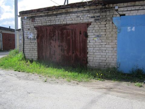 Кирпичный гараж в Калуге - Фото 3