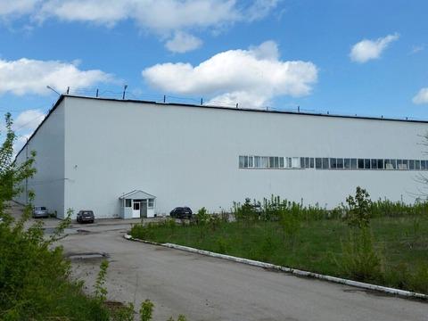 Продается производственно складской комплекс 46 000 000м2, г.Сасово - Фото 2