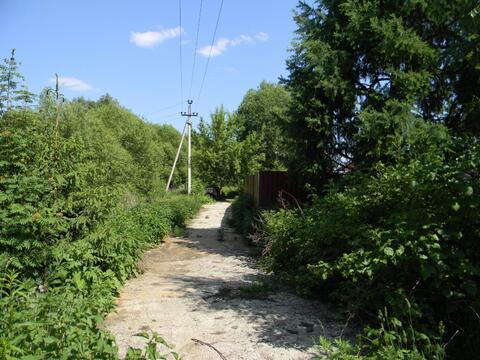 Участок 19 сот. , Боровское ш, 28 км. от МКАД. - Фото 5
