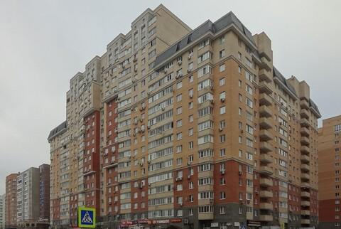 Двухуровневая квартира с евроремонтом метро Котельники - Фото 1