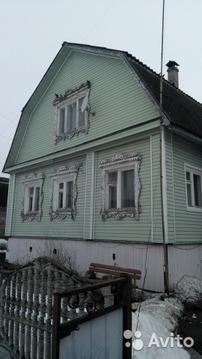 Дом 140 м2 на участке 25 сот в жилой деревне Ботово. - Фото 1