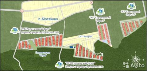 Однокомнатная квартира в ЖК Кореневский форт 2 - Фото 4