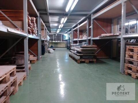 Производственное помещение 500 кв.м,300 квт. - Фото 1