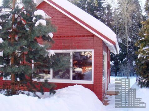 Кирпичный дом с баней русской в охраняемом поселке, Мышецкое - Фото 4