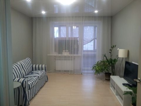 3-х комнатная квартира в г. Кимры, ул. Орджоникидзе, д. 34 - Фото 1