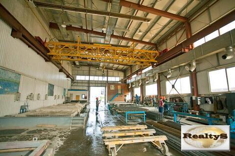 Сдается производственное помещение площадью 950м2 кран-балки 10т. - Фото 1