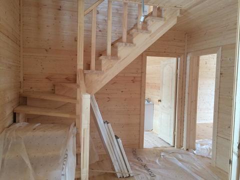 Новый дом, готовый к проживанию вблизи г.Малоярославец. - Фото 3