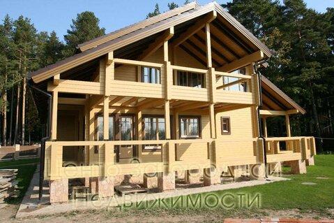 Дом, Калужское ш, 24 км от МКАД, Троицк. Калужское шоссе, 24 км от . - Фото 2