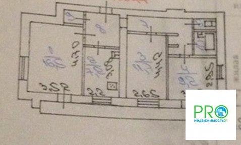 Трехкомнатная квартира в кирпичном доме с ремонтом - Фото 4
