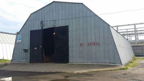Сдается склад 315 кв. м, м. Звездная - Фото 1