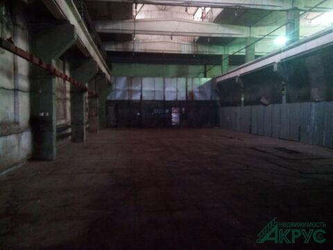 Производство с кран-балкой 507 кв.м в Пушкино - Фото 1