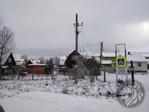 Участок 6 соток в газифицированном СНТ Родина, г.о. Подольск - Фото 2