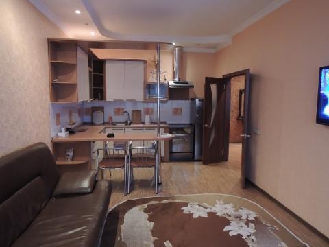 Трёх комнатная квартира в Ленинском районе в ЖК «Пять звёзд» - Фото 1
