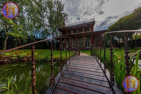 Купить Дом с Усадьбой, Минское ш, 10 км. от МКАД, Тиз Внуково - Фото 2