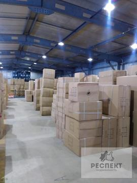 Производственно-складское помещение 1000 кв.м 100 квт.