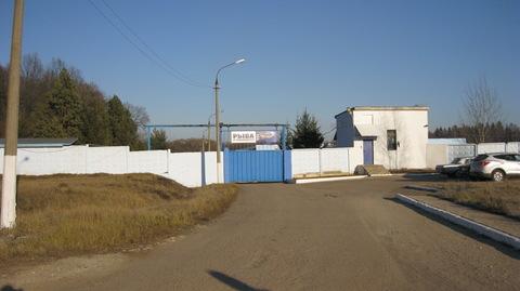 Продается завод в Истринском районе МО - Фото 3