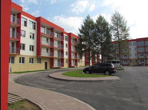 1к квартира 39 кв.м. Звенигород, мкр-н Шихово, малоэтажка - Фото 4