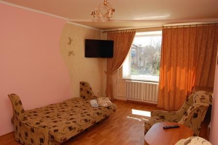 Посуточная аренда,2-к квартира, ул.Пушкина 43 - Фото 1