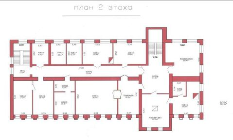 Продается нежилое здание двухэтажное 772,2м2 - Фото 3