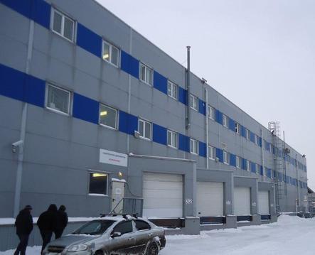 Склад класса А 1500 м2, Санкт-Петербург - Фото 4