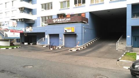 Гараж-бокс.1й уровень.20,4 кв.м. Кочновский пр-д 4к1. ЖК «Аэробус» - Фото 1