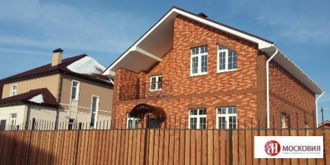 Компактный дом 181кв.м. в новом коттеджном поселке, Москва - Фото 1