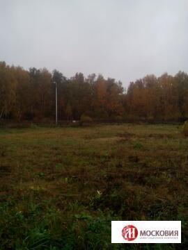 Прилесной участок 14,42 сотки в кп вблизи д.Клоково, 10мин от г.Троицк - Фото 3