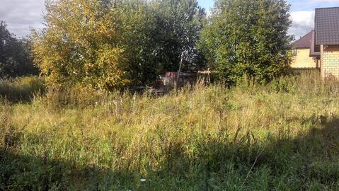 Земельный участок в охраняемом коттеджном поселке - Фото 1