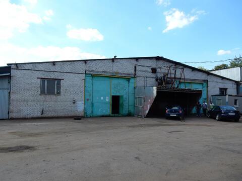 Под автосервис, производство, склад . - Фото 1