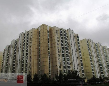 1-к квартира, 40 м2, 4/14 эт, ул. Саморы Машела, 4к1 - Фото 1