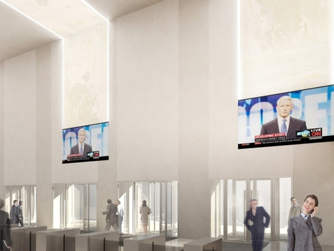 Аренда офиса, м. Выставочная, 1-й Красногвардейский проезд - Фото 3