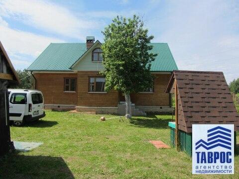 Большой новый дом с удобствами - Фото 1