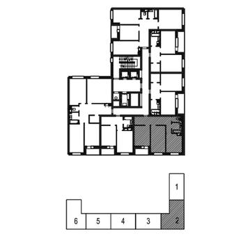 Продам 2-комн. квартиру, 66.7 кв.м. - Фото 2