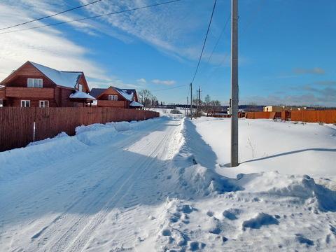 Продается новый дом 200 кв.м. из оцилиндрованного бревна в деревне! - Фото 4