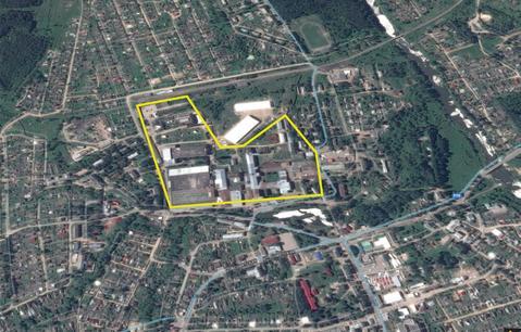 Продам производственный комплекс 77 000 кв.м. - Фото 1